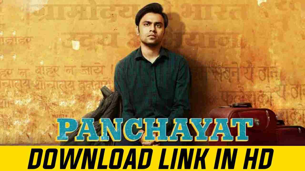 download panchayat web series